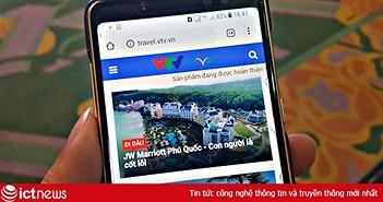 Tổng cục Du lịch, VTV và Viettel bắt tay phát triển cổng thông tin du lịch thông minh