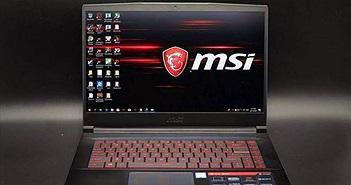 MSI GF63 – một hướng đi hoàn toàn mới cho laptop chơi game