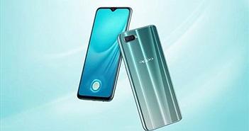Oppo R15x ra mắt: Màn hình giọt nước, vân tay trong màn hình, giá 360 USD