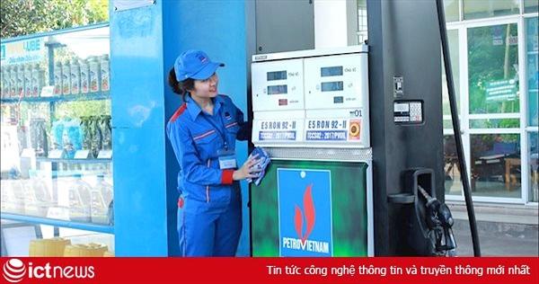Có thể dùng Ví MoMo thanh toán tại cây xăng