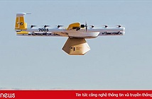 Giao hàng bằng máy bay không người lái sắp thay thế shipper