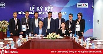 MISA ký kết hợp tác với MB Bank – Nâng tầm trải nghiệm khách hàng