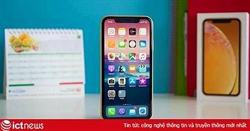 Sau Trung Quốc, iPhone XR được lắp ráp tại Ấn Độ
