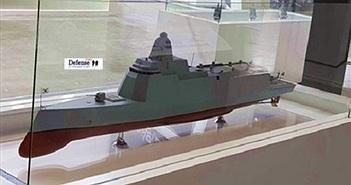 Hé lộ dàn chiến hạm tương lai đáng gờm của Hải quân Hàn Quốc