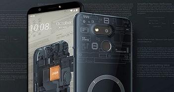 HTC vừa ra mắt smartphone blockchain, giá chỉ 244 USD