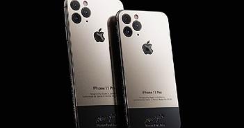 iPhone 11 đính vải áo len của Steve Jobs giá 225 triệu đồng