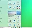 Bản cập nhật Windows 10 với menu Start được nâng cấp