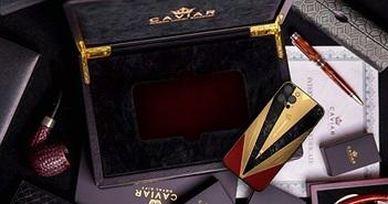 Caviar ra mắt iPhone 12 hơn 1 tỷ đồng: Phiên bản chiến binh cổ đại siêu ngầu
