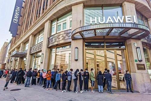 Huawei Mate 40 series cháy hàng chỉ sau 28 giây đặt trước