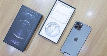 Trên tay iPhone 12 Pro đầu tiên tại Việt Nam giá 27,45 triệu