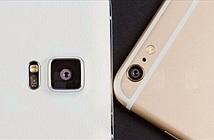 So sánh khả năng chống rung quang học (OIS) giữa Note 4 và iPhone 6 Plus