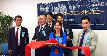 65% tổng doanh thu của Tinhvan Outsourcing đến từ thị trường Nhật Bản