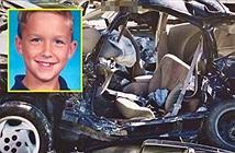 Tưởng tắt thở, cậu bé sống lại như phép màu sau tai nạn thảm khốc