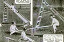 Những phát minh kỳ lạ của 100 năm trước