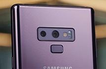 """Nhiều máy ảnh Galaxy Note 9 bị """"đứng hình"""", Samsung gấp rút sửa chữa"""