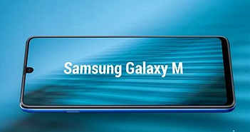 Samsung sẽ ra mắt smartphone đầu tiên có lẹm trên màn hình mang tên Galaxy M2