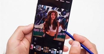 Hướng dẫn chỉnh sửa video hoàn hảo trên Galaxy Note 10