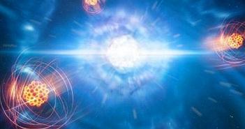 Khám phá choáng cách các nguyên tố nặng trong vũ trụ hình thành