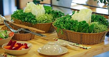 Cách chọn rau quả an toàn