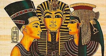 Người Ai Cập cổ đại vệ sinh cơ thể thế nào?