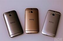 Hai smartphone sắp ra mắt của HTC bị lộ toàn bộ cấu hình