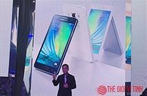 Bộ đôi Samsung Galaxy A5 và A3 ra mắt tại Việt Nam