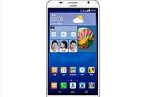 Huawei trình làng smartphone viền màn hình mỏng Ascend GX1
