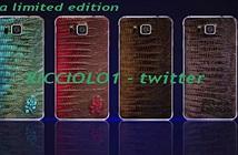 Sẽ có Samsung Galaxy Alpha với mặt lưng bằng da rắn?