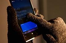 Cách điều chỉnh độ nhạy cảm ứng trên Windows Phone