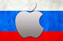 Apple nối lại hoạt động kinh doanh tại Nga