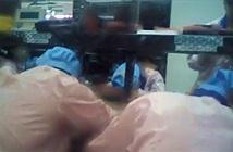 Nhà máy sản xuất iPhone điều tra thực trạng công nhân
