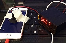Xuất hiện thiết bị mở khóa passcode cho iPhone
