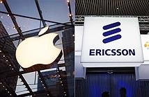 Apple sẽ trả Ericsson 0,5% doanh thu từ iPhone, iPad phí bản quyền