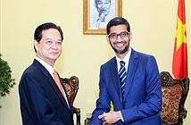 Thủ tướng tiếp Tổng Giám đốc điều hành Tập đoàn Google