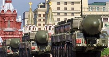 Khái quát sức mạnh bộ đội tên lửa chiến lược Nga