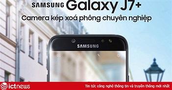 Các cách thiết lập camera Galaxy J7 Pro để có ảnh đẹp