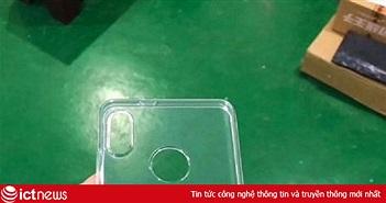 Lộ diện hình ảnh thiết kế của Xiaomi Mi 6X với camera xếp dọc giống hệt iPhone X