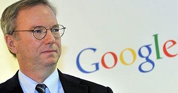 Eric Schmidt thôi giữ chức chủ tịch điều hành Alphabet