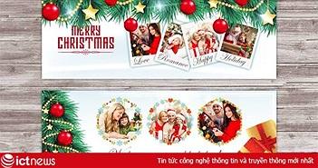 30 ảnh bìa Giáng sinh Facebook đẹp và ý nghĩa nhất 2018