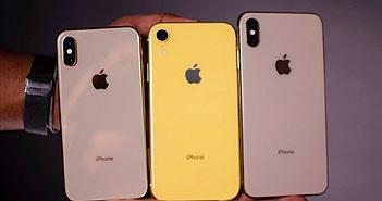 Apple cắt giảm 2, 5 triệu iPhone Xr và 1 triệu iPhone Xs?