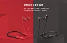 Lenovo giới thiệu tai nghe Bluetooth lấy cảm hứng từ máy tính Thinkpad