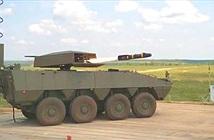 Khoảnh khắc tên lửa Hellfire Mỹ diệt xe tăng