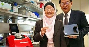 Đã có thiết bị cầm tay phát hiện nhanh virus bệnh truyền nhiễm