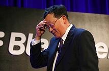 CEO John Chen: BlackBerry đang bị phân biệt đối xử