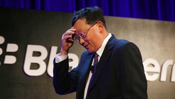 """CEO John Chen: BlackBerry đang bị """"phân biệt đối xử"""""""