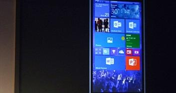 Windows 10 và câu chuyện nâng cấp cho smartphone