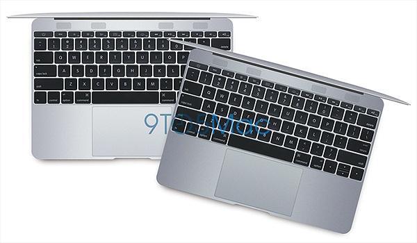 MacBook Air 12 inch lộ ảnh: 'Lột xác' với thiết kế hoàn toàn mới!