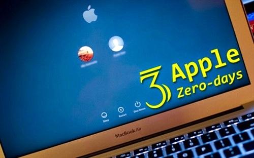 Google công bố 3 lỗ hổng nghiêm trọng trên Mac OS X