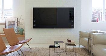 Sony ra mắt Smart TV 4K đầu tiên chạy Android