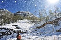 Video: -3 độ C tuyết rơi nặng hạt tại thị trấn Sapa